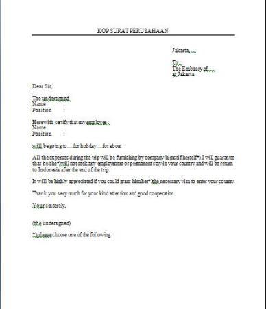 Contoh Surat Permohonan Mutasi Haji Backup Gambar
